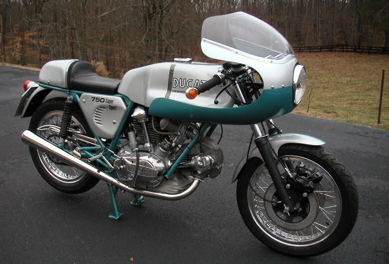 ducati 1974 750ss for sale