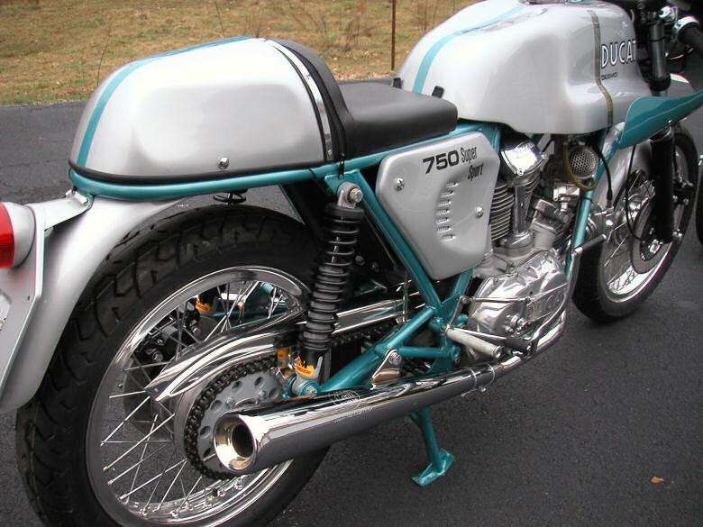 ducati 1974 750ss