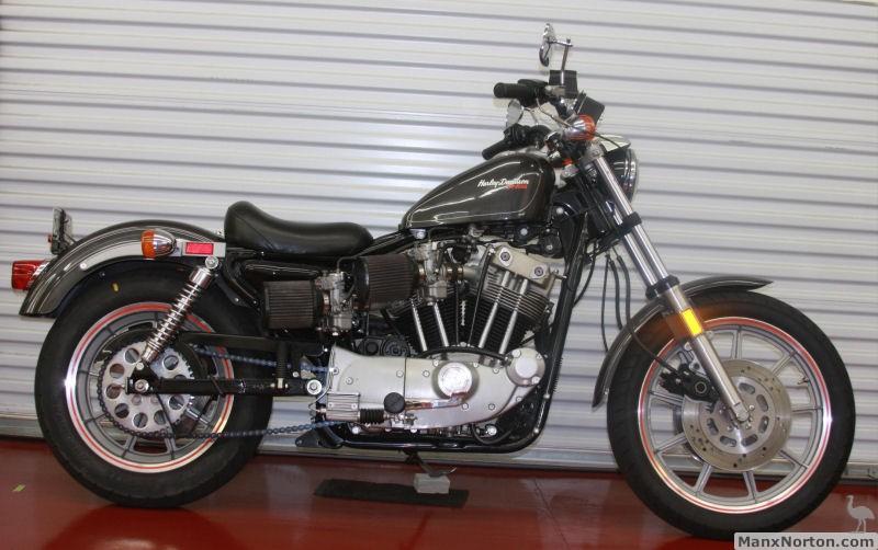 Harley Davidson XR1000 1983