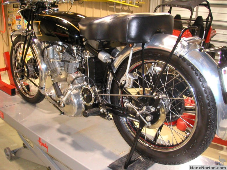 Vincent-HRD Rapide 1948 For Sale