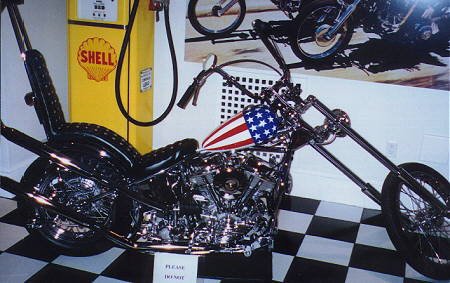 Easy Rider - Captain America Replica