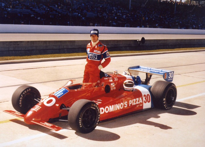 Indy Car For Sale >> Danny Sullivan at Indianapolis 1984