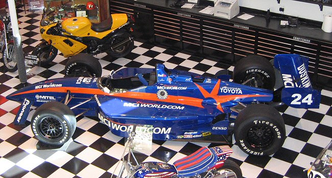 1999 Reynard Indy Car