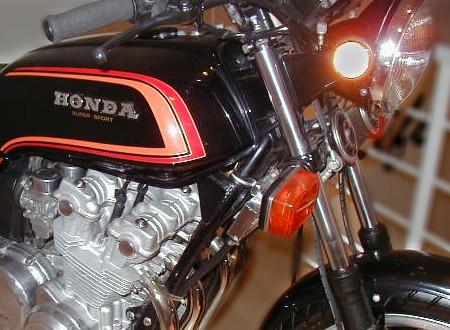 Honda CB 750 FZ - The first DOHC 750